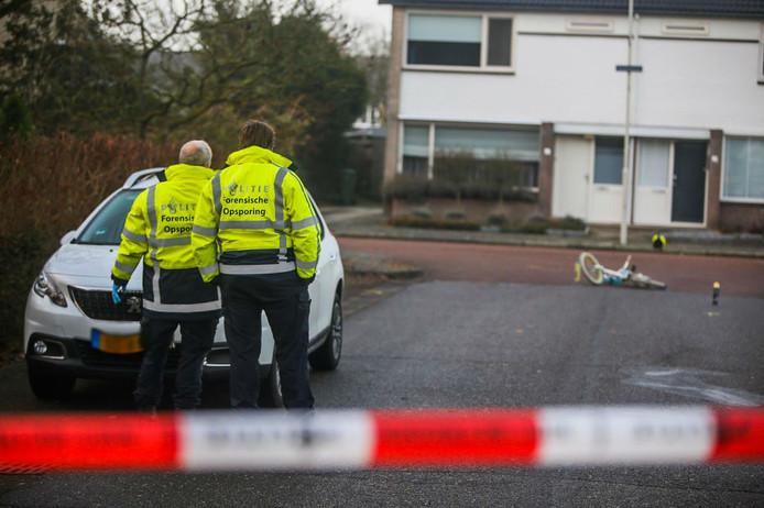 Een 7-jarig raakte ernstig gewond bij een aanrijding in Someren.