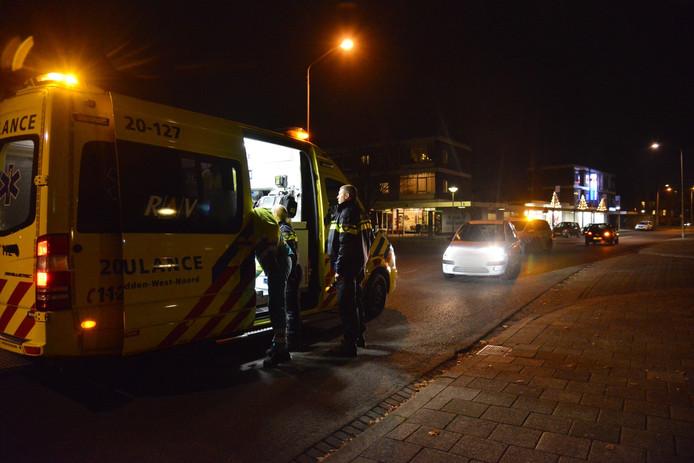 Fietsster gewond na aanrijding Breda
