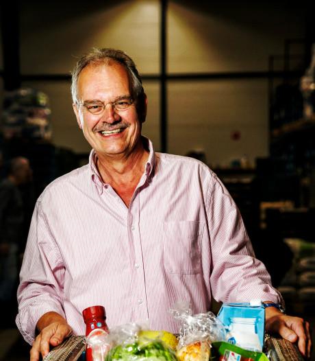 Voedselbank Alphen trekt in bij goededoelenstichting SLIMM