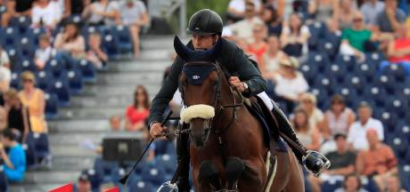 Sterk begin springruiters op WK in Tryon