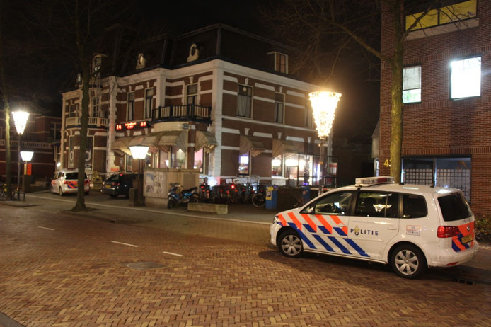 Aziatisch restaurant Ayami aan de Keizerstraat is overvallen.