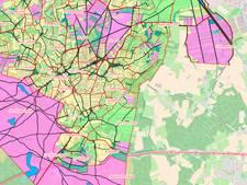 Historische geografie Mierlo in beeld gebracht