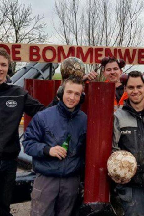 Vriendengroep uit Ottoland haalt opgelucht adem: gemeente Molenlanden staat carbidschieten toe