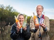 Zeeland is een nieuw drankje rijker: Searoop, een siroop met kruiden uit de duinen