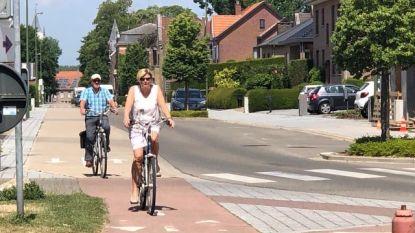 Zoutleeuw heeft het beste fietsrapport van het Hageland. Maar zelfs hier is nog veel werk aan de winkel