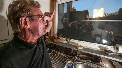"""Kortrijkse 'Zonnetoren' verblindt buurtbewoners: """"We kunnen binnen toch niet met een zonnebril rondlopen?"""""""