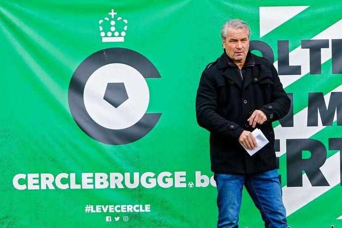 Bernd Storck est le nouveau coach du Cercle.
