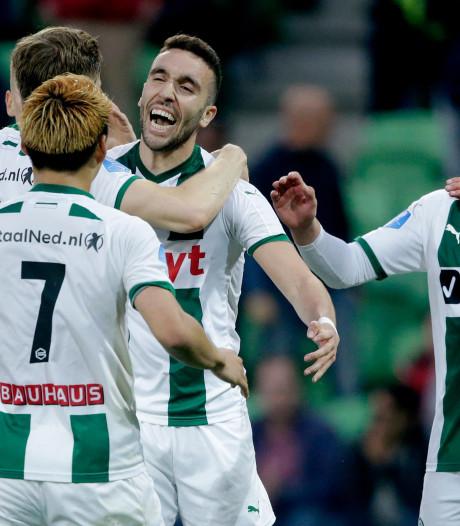 FC Groningen verzuimt afstand te nemen van zeer pover Vitesse