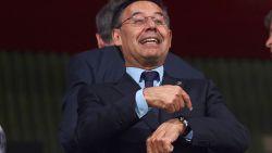 FC Barcelona vraagt werktijdverkorting aan voor spelers