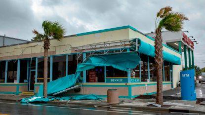 Ashleigh vluchtte naar Florida voor orkaan Florence en vond hartverwarmend briefje achter haar ruitenwisser