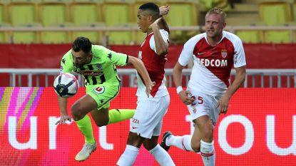 FT buitenland.  Tielemans en Chadli onderuit met Monaco dat dramatische seizoensstart kent - Mourinho in de clinch met Pogba