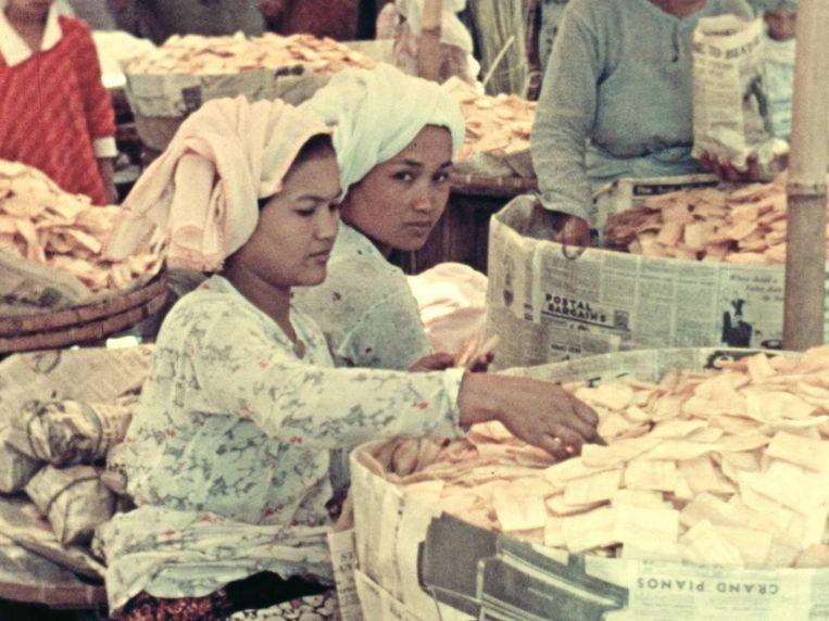 Uit het archief van Eye wordt deze recentelijk ontdekte documentaire uit 1939 voor het eerst vertoond. Beeld Naar Indië
