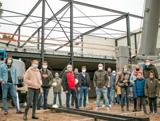 Drie verenigingen onder één dak: KLJ Belsele, JC De Galjaar en turn- en dansclub Ritmica bouwen samen nieuwe thuisbasis