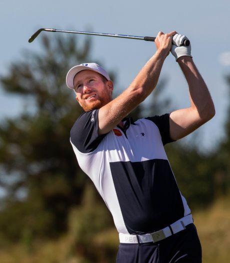 Nederlandse golfers in middenmoot bij Scottish Championship