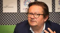 FT België. Marc Coucke spreekt met 1B over competitiehervorming - Serviër verlengt bij Waasland-Beveren