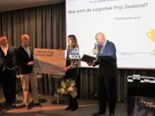 The Big Smile wint Logistiek Prijs Zeeland