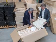 'Ikeagrafkist' uit Vaassen dingt mee naar duurzaamheidsprijs