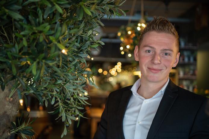 Marco Ooms is finalist Mister Netherlands International.