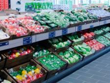 Aldi stopt gratis plastic tasjes voor fruit