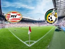 LIVE | Geplaagde Van Bommel stuurt zelfde elf namen het veld in