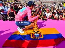 INEOS-renner Carapaz over de hel in Ecuador: 'Niemand voorbereid op dit monster'