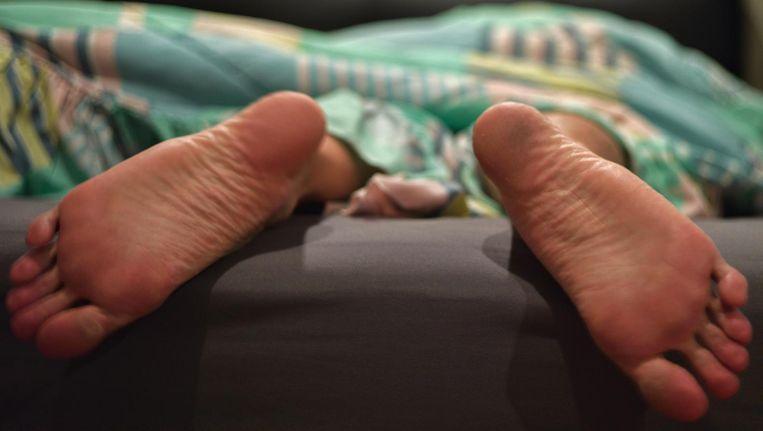 Blijf vooral in bed en doe níks met deze tips. Beeld Shutterstock