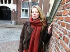 Schrijfster Rianne Oosterom even terug in Oudewater