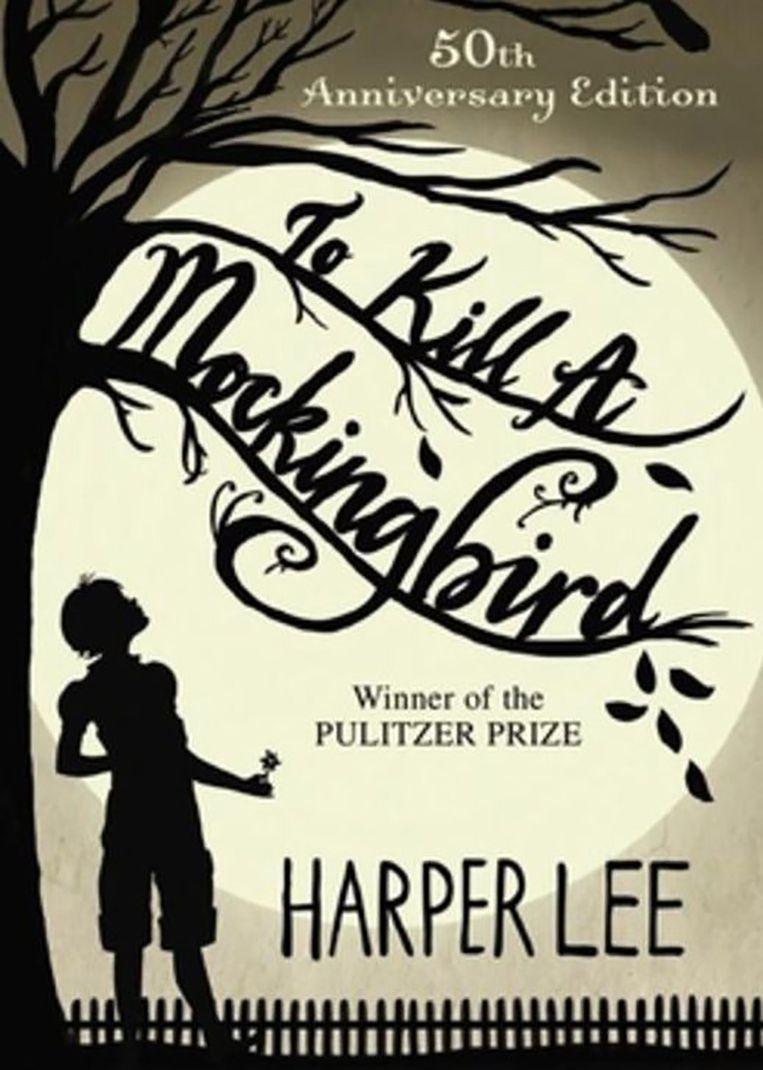 De cover van het boek To Kill a Mockingbird. Beeld screenshot