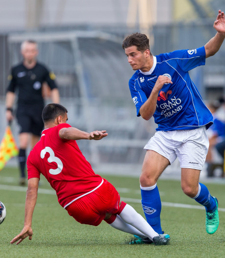 Ruben Rodrigues maakte een droomtransfer van Gemert naar FC Den Bosch, maar zit daar nu op een zijspoor