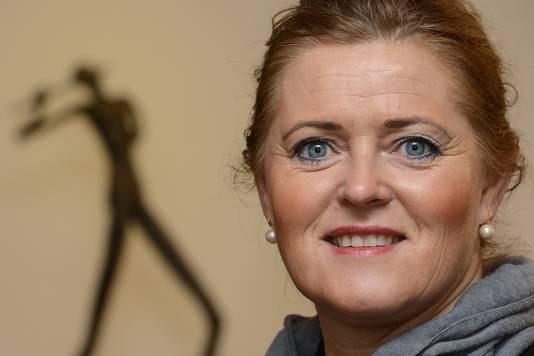 Marleen Sijbers, burgemeester van de gemeente Sint Anthonis