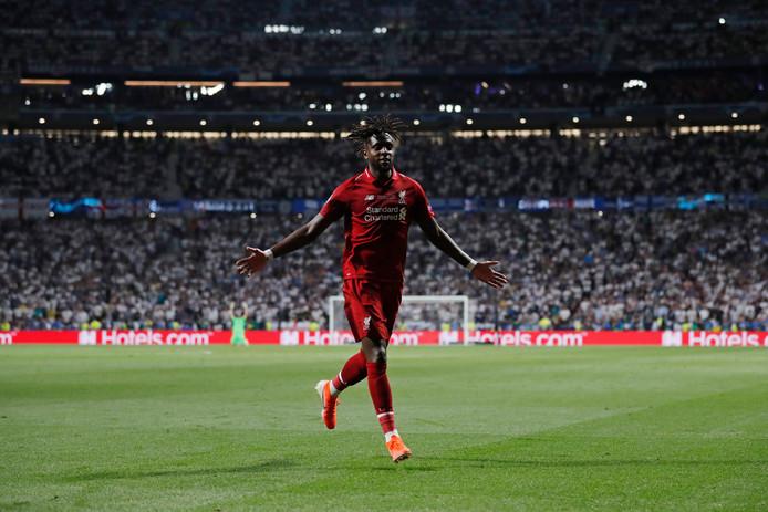 Après le Barça et le derby, Divock Origi ajoute une finale de Ligue des Champions à son tableau de chasse de la saison.