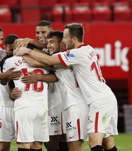 Oussama Idrissi debuteert met zege bij Sevilla