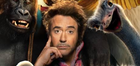 Even wat anders dan Iron Man: dit is Robert Downey Jr als dokter Dolittle