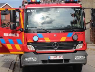 Badkamerbrand in Sint-Jacobstraat snel geblust
