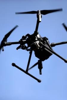 Drones met 'neus' en camera moeten schepen die varend ontgassen op heterdaad betrappen