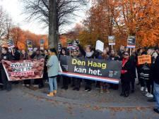 'Een demonstratieverbod is géén oplossing, omdat het intimidatie beloont en vreedzaam demonstreren bestraft'