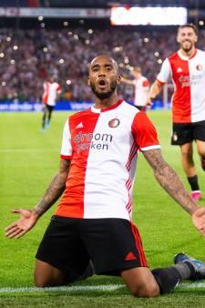 Fer leidt swingend Feyenoord met twee goals naar drempel EL-groepsfase