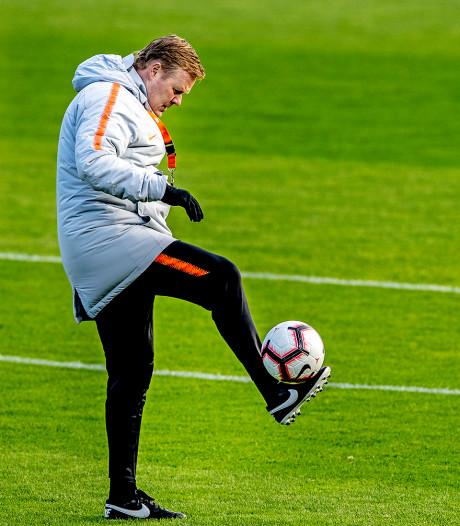Memphis jaagt op Koeman bij start EK-kwalificatie, Oranje op eerste eindtoernooi in jaren