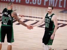 Boston reste en vie et arrache une sixième manche face à Miami