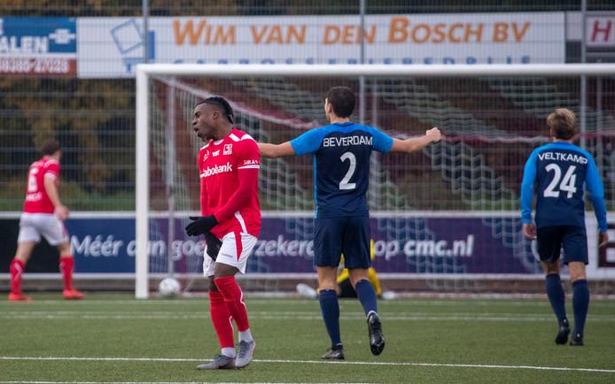 Excelsior'31 maakte dit weekeinde een aantal prachtige goals bij DOVO (2-6).
