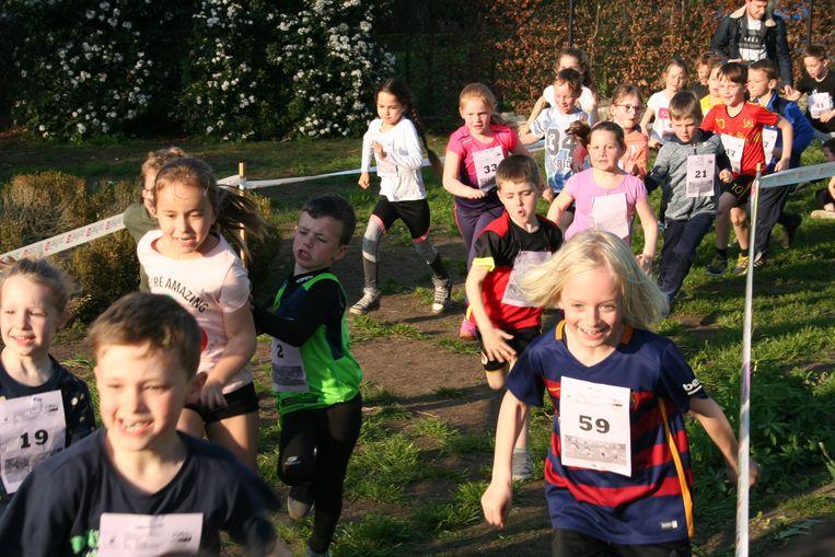 Illustratiebeeld: De jongste sportievelingen kunnen deelnemen aan de Kidsrun van de Natuurloop.