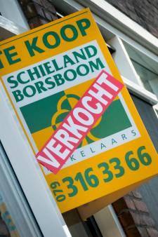 Huizenprijzen in Den Haag stijgen naar recordhoogte