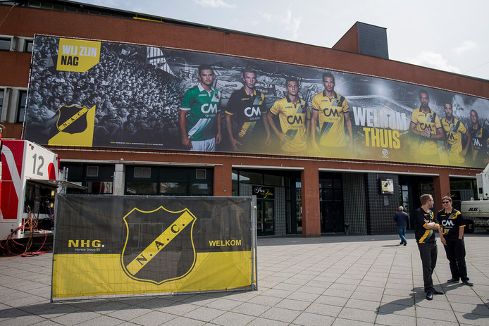 Het Rat Verlegh Stadion.