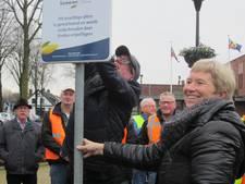Burgemeester Blok in haar nopjes met 'mooiste plein van Someren'