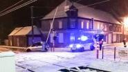Moeizaam treinverkeer in Zwalm: auto rijdt door slagboom en trein valt in panne