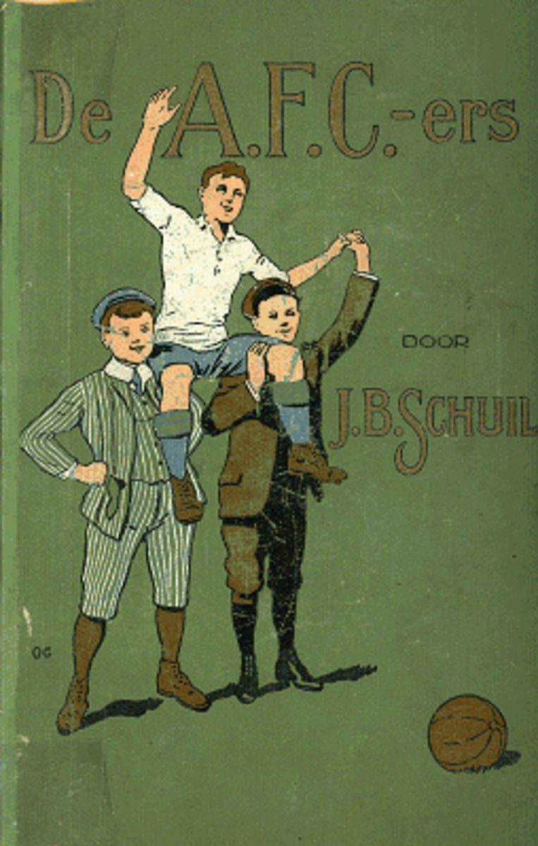 Leve de A.F.C.-ers! uit 1915, van J.B. Schuil.  Beeld