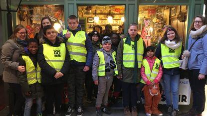 Leerlingen van De Zonneroos bezoeken carnavalsmuseum