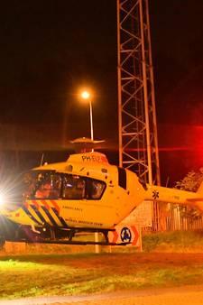 Gewonde bij ongeval op Valkenswaardseweg in Leende