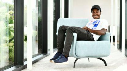 """Percy Tau, het Zuid-Afrikaanse plezier van Club: """"Ik heb maar één droom: die Champions League-hymne"""""""