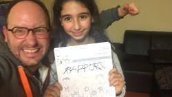 """Leraar van gevlucht meisje (11): """"Waar je ook bent. Kristina, het ga je goed"""""""